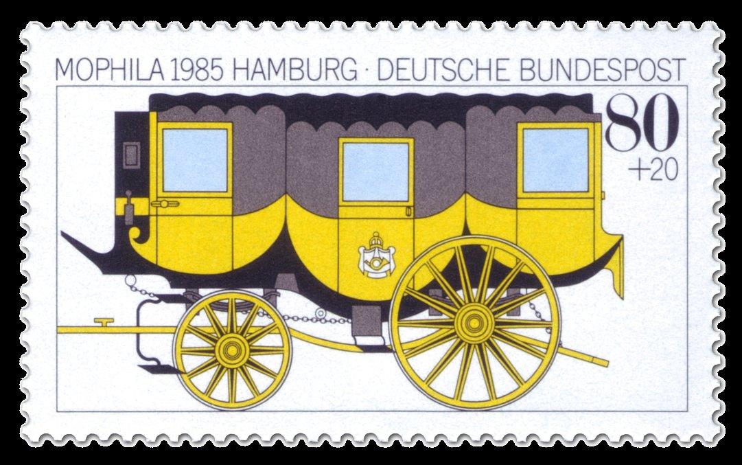 Gelben Wagen